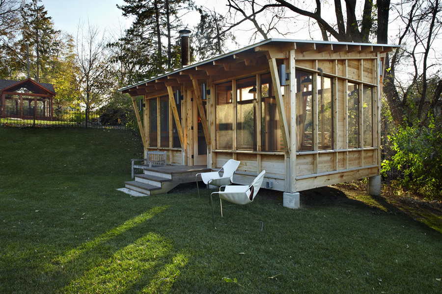 Stand Alone Garden Rooms